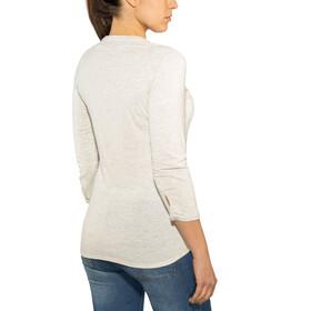 Schöffel Johannesburg Longsleeve Shirt Women white alyssum